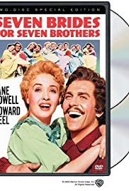 Sobbin' Women: The Making of 'Seven Brides for Seven Brothers' Poster