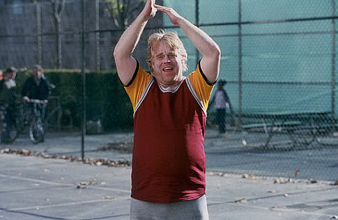 Philip Seymour Hoffman in Along Came Polly (2004)