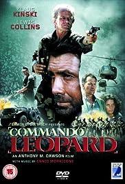 Kommando Leopard(1985) Poster - Movie Forum, Cast, Reviews