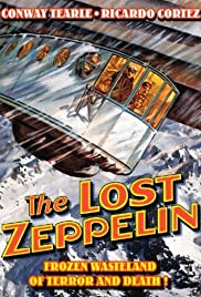 The Lost Zeppelin Poster