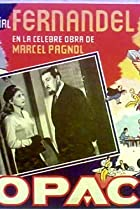 Topaze (1951) Poster