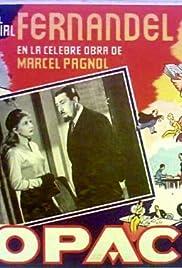 Topaze(1951) Poster - Movie Forum, Cast, Reviews