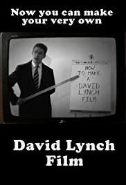 How to Make a David Lynch Film Poster