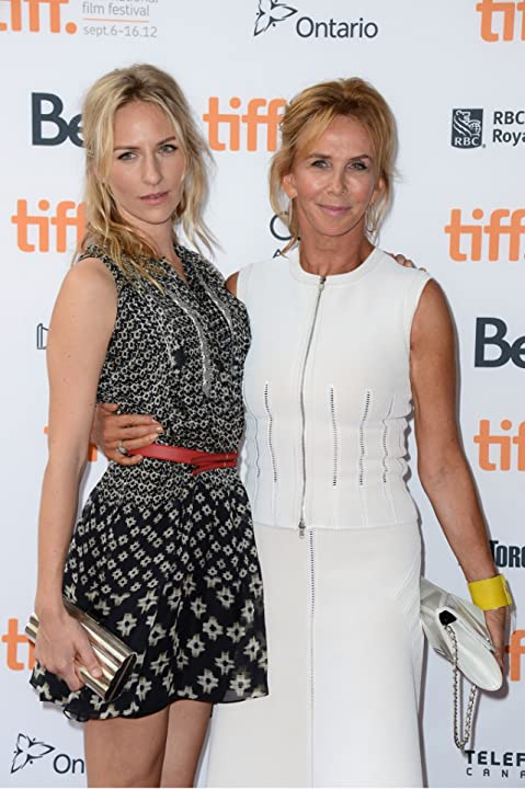 Trudie Styler and Mickey Sumner at Girl Most Likely (2012)