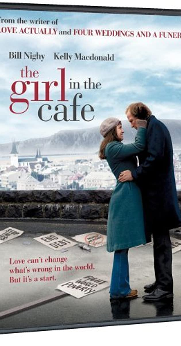 the girl in the cafe movie free