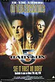 Babylon 5: In the Beginning Poster