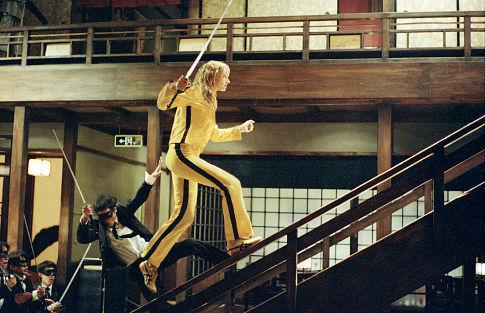 Uma Thurman in Kill Bill: Vol. 1 (2003)