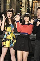 Image of Saturday Night Live: Zooey Deschanel/Karmin