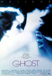 Ghost (1990) Poster - Movie Forum, Cast, Reviews