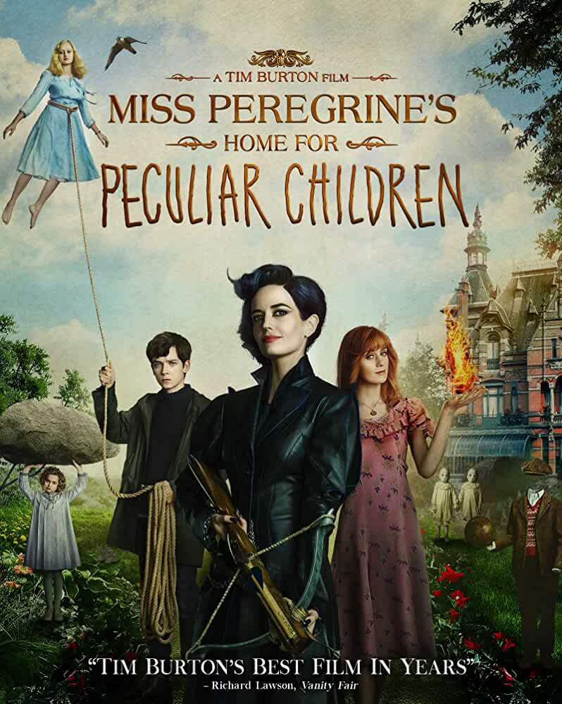 Miss Peregrines Home for Peculiar Children 2016 720p BRRip Dual Audio Watch online Free Download at Movies365.in