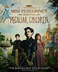 Miss Peregrine's Home for Peculiar Children 2016 Poster