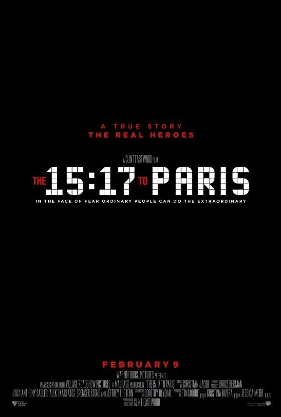 دانلود زیرنویس فارسی فیلم The 15:17 to Paris 2018