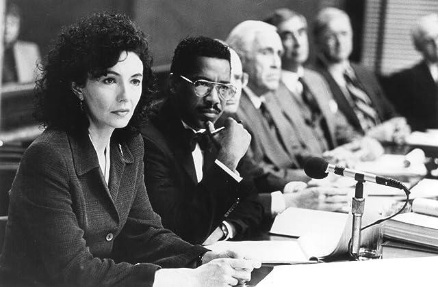 Jason Robards, Mary Steenburgen, Obba Babatundé, Charles Glenn, James B. Howard, and Robert Ridgely in Philadelphia (1993)