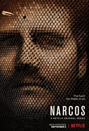 Narcos Poster - TV Show Forum, Cast, Reviews