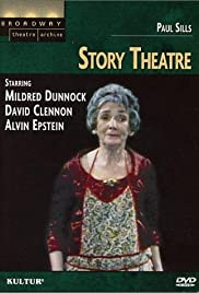 Story Theatre Poster