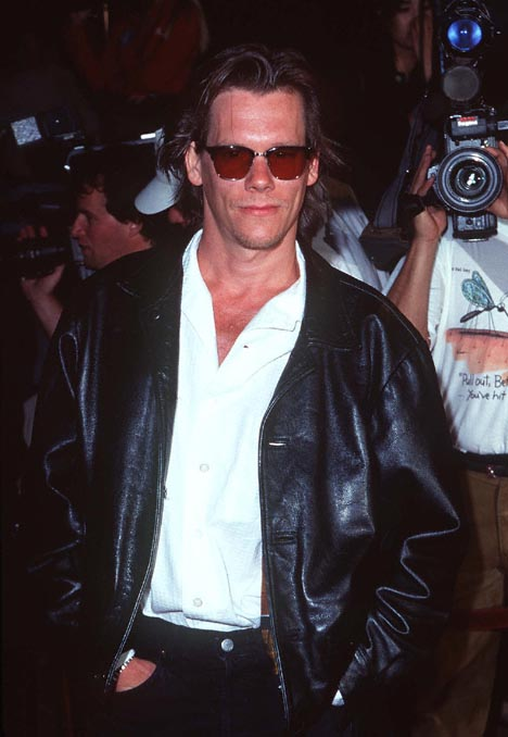 Kevin Bacon at an event for Twister (1996)