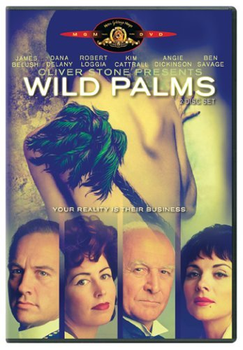 Kim Cattrall, Jim Belushi, Dana Delany, and Robert Loggia in Wild Palms (1993)