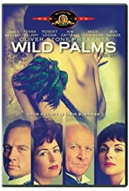 Wild Palms Poster - TV Show Forum, Cast, Reviews