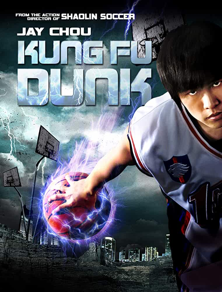 Poster Kung Fu Dunk 2008 Full HD Movie Download Dual Audio 720p Free