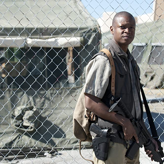 Lawrence Gilliard Jr. en The Walking Dead (2010)