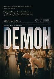 Demon(2015) Poster - Movie Forum, Cast, Reviews