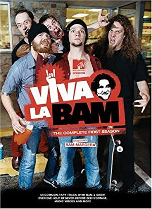 Poster Viva la Bam