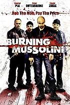 Image of Burning Mussolini
