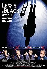 Stark Raving Black Poster