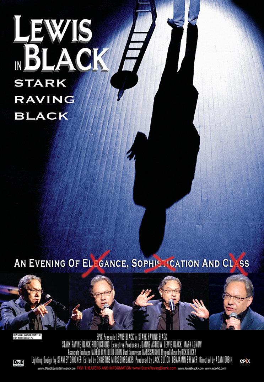 image Lewis Black: Stark Raving Black (2009) (V) Watch Full Movie Free Online