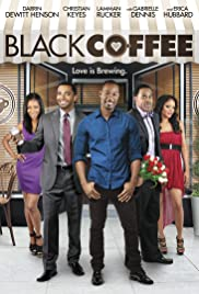 Black Coffee (2014) Poster - Movie Forum, Cast, Reviews