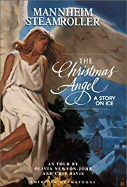 The Christmas Angel: A Story on Ice Poster