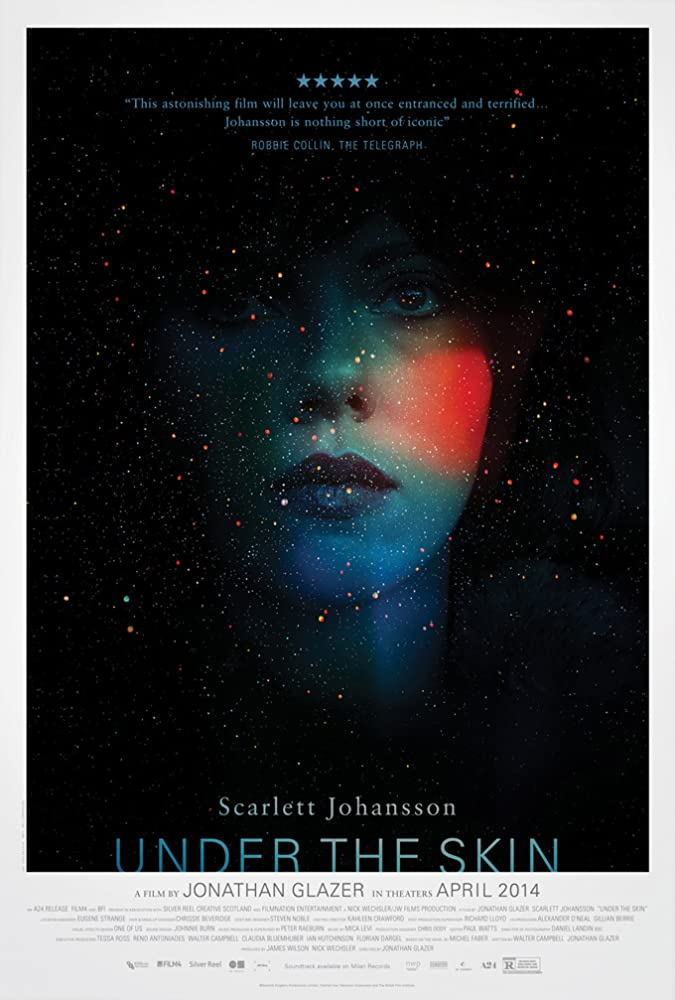 Under the Skin Locandina del film