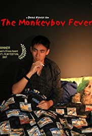 The Monkeyboy Fever Poster