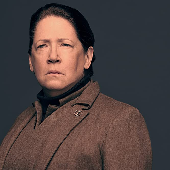 Ann Dowd in The Handmaid's Tale (2017)