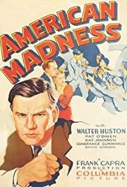 American Madness (1932) Poster - Movie Forum, Cast, Reviews
