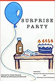 Surprise Party Poster