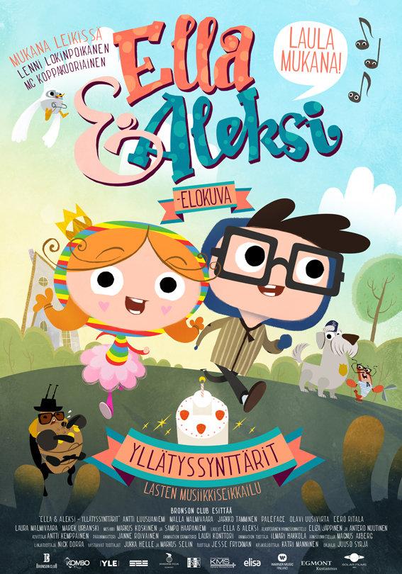 Ella & Aleksi – Yllätyssynttärit