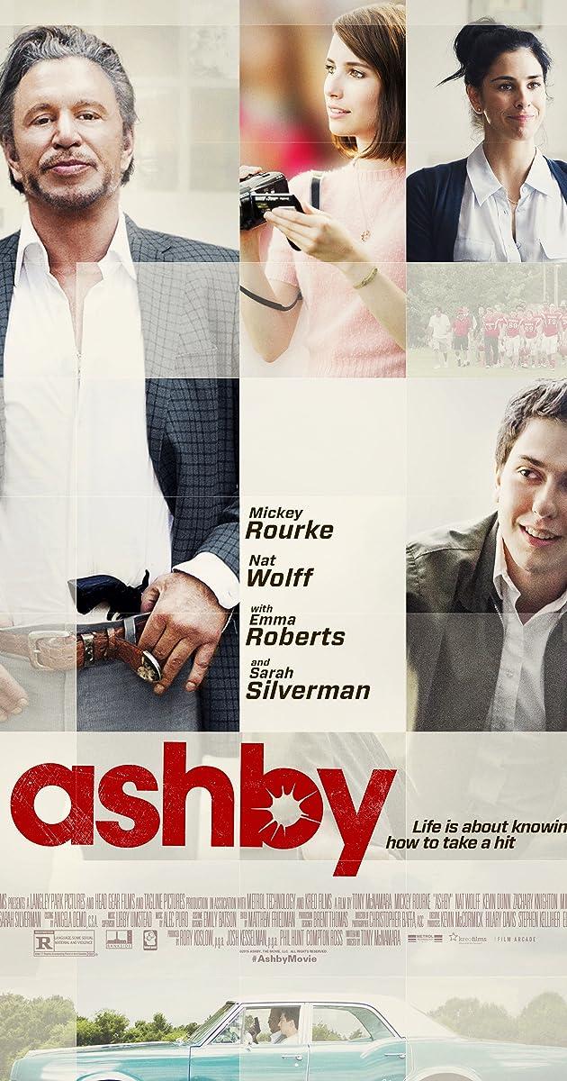 Ešbis / Ashby (2015) Online