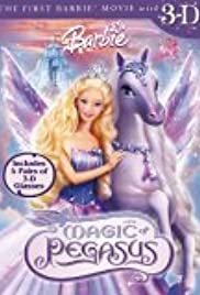 Barbie and the Magic of Pegasus 3-D (2005) Poster - Movie Forum, Cast, Reviews