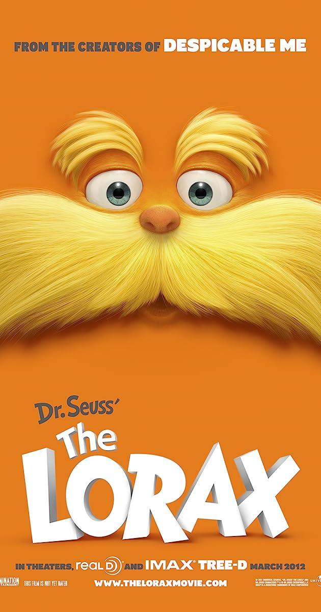 The Lorax (2012) - IMDb