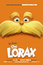 The Lorax (2012) Poster