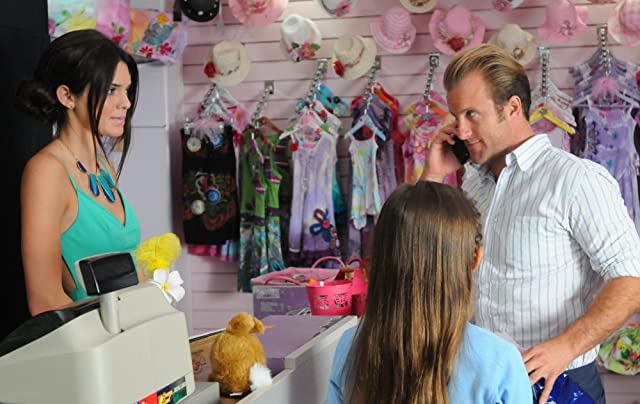 Scott Caan and Kendall Jenner in Hawaii Five-0 (2010)