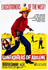 Gunfighters of Abilene Poster
