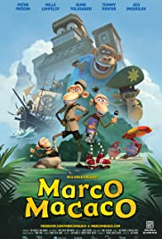 Marco Macaco Poster