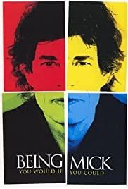 Being Mick Poster