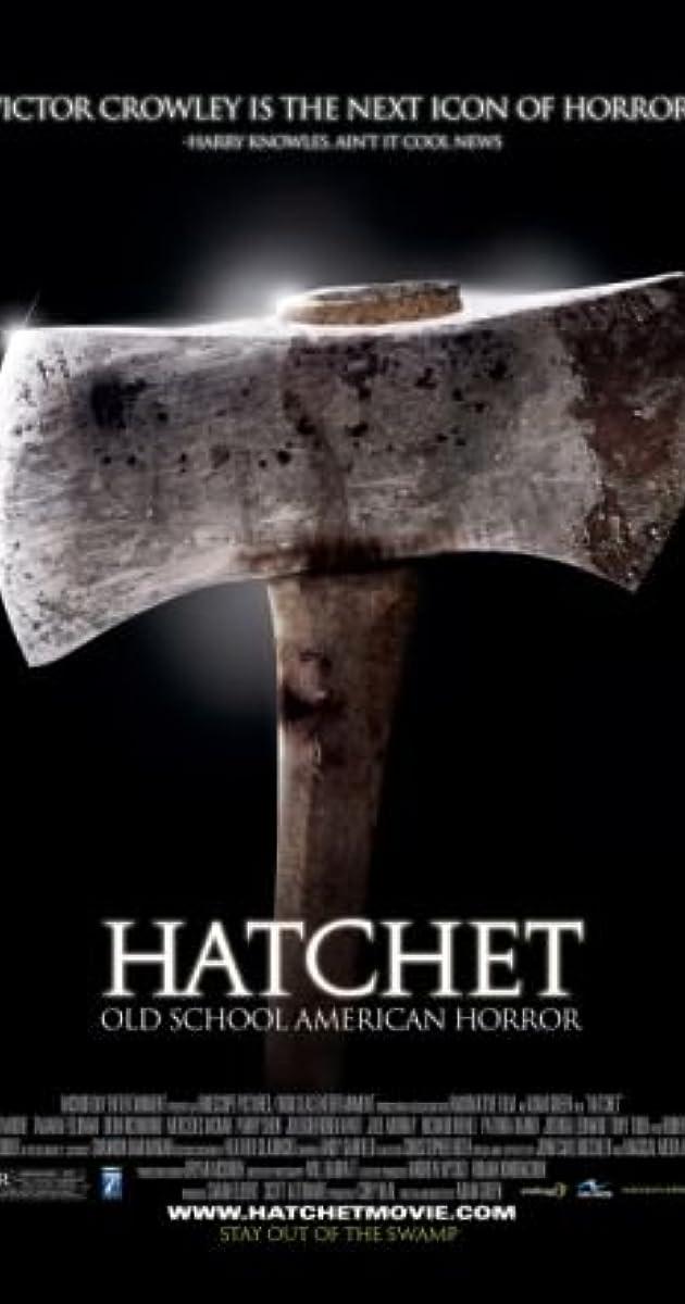 hatchet 4