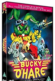 Bucky O'Hare and the Toad Wars! Poster