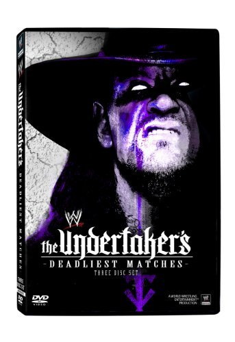 image WWE: The Undertaker's Deadliest Matches (2010) (V) Watch Full Movie Free Online