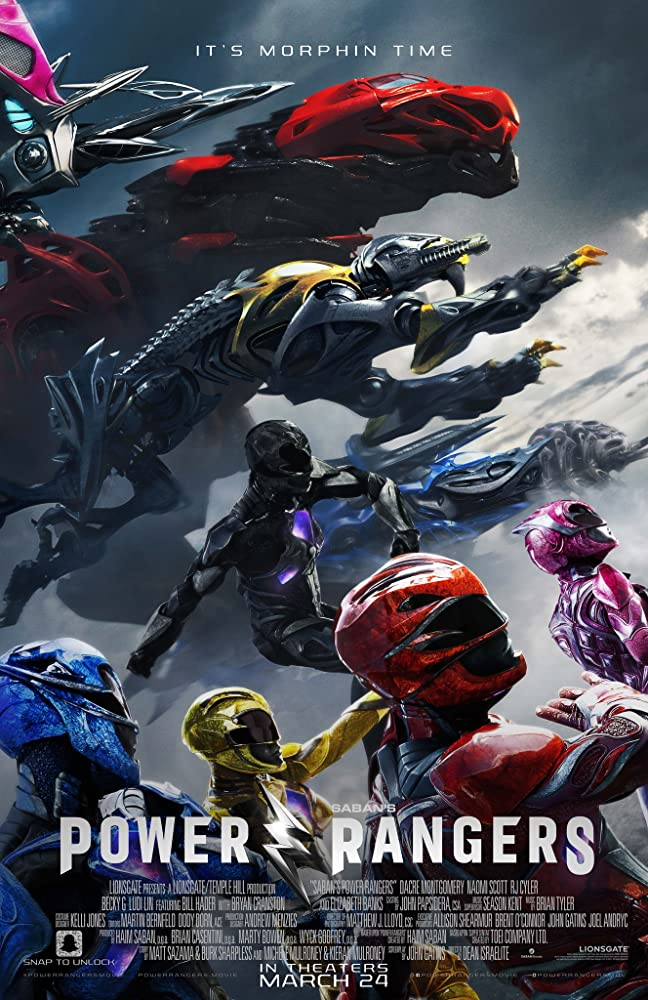 Power Rangers film onlin 2017 subtitrat in romana HD gratis
