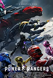 Power Rangers (2017) Poster - Movie Forum, Cast, Reviews
